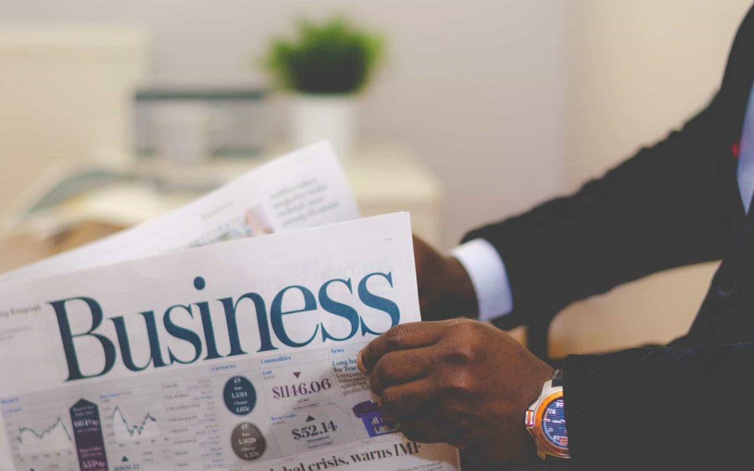 Tendências de negócio para 2018